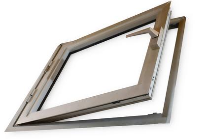 חלון קליל אלומיניום